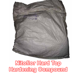 Nitoflor Hard Top Hardening Compound